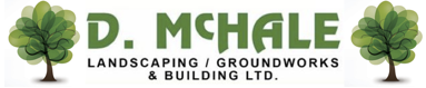 D McHale Landscaping, Building & Groundworks